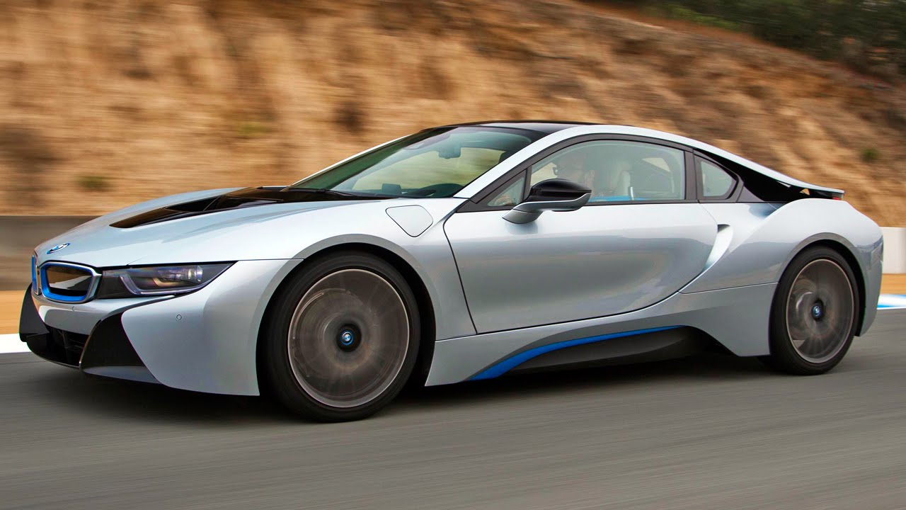 2015 BMW I8 Hot Lap