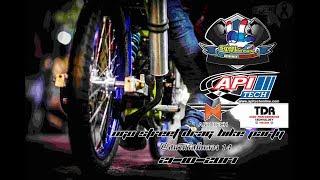 Download lagu NGO Street Drag Bike Party สนามร สม Racing Drag คลอง14 ภาพบรรยากาศความม นส By API Tech MP3