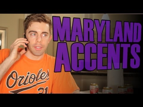 Maryland Accents (S**t Marylanders Say)