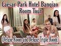 Caesar Park Hotel Room Tour with my Boyfriend and Araneta's Family | Ghe Alcantara