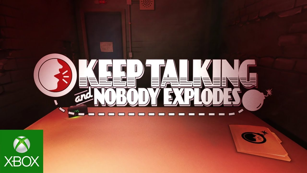 Keep Talking and Nobody Explodes Launch Trailer - YouTube