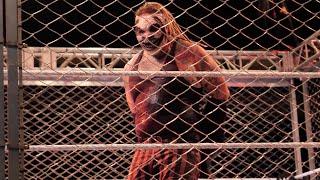 The Fiend Bray Wyatt vs Shinsuke Nakamura w/ Sami Zayn / CAGE MATCH 4K