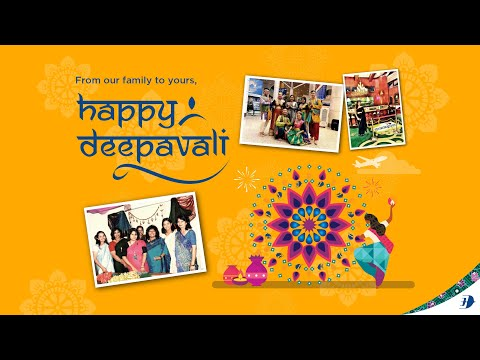 Happy Deepavali 2020 by Malaysia Airlines