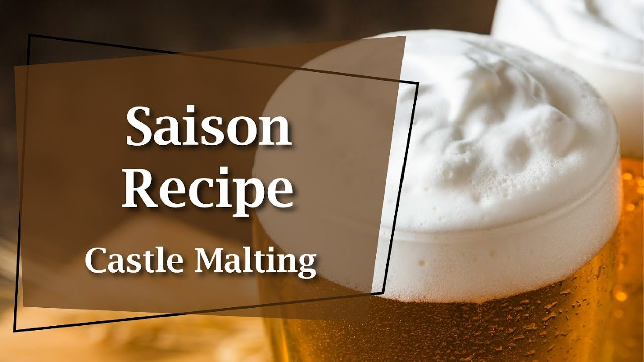 How to Design a Beer Saison