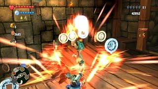 Legend of Kay Anniversary Wii U Gameplay; 60FPS