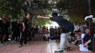 [Top 16 Hip Hop] Slow Thầu vs Long | D.O.D Battle Jam Vol 6