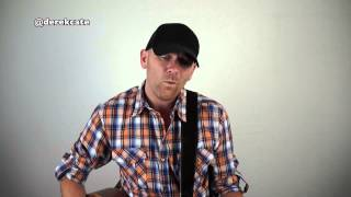 Your everything  Keith Urban  Cover by Derek Cate