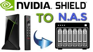 Easily Turn Your Nvidia Shield TV Into a Network Attached Storage (NAS) | DIY NAS SETUP