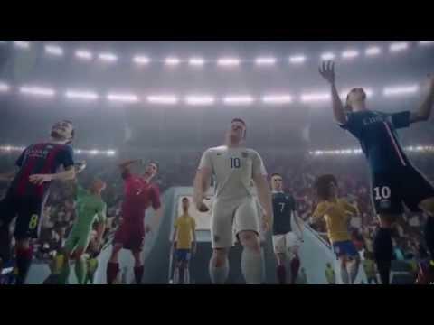 ( hoạt hình 3D ) Tổng hợp Siêu sao bóng đá VS Người ngoài hành tinh