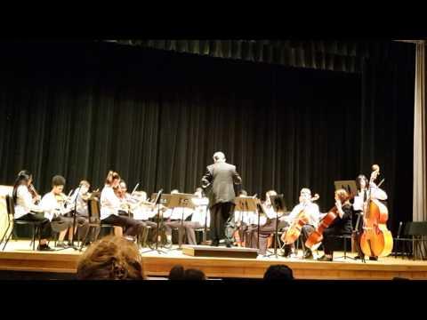 Fantasia on a Original Theme arr. Joseph Phillips/Hungary Creek Middle School