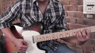 "Como tocar ""De Música Ligera"" de Soda Stereo - Tutorial Guitarra COMPLETO + TAB (HD)"