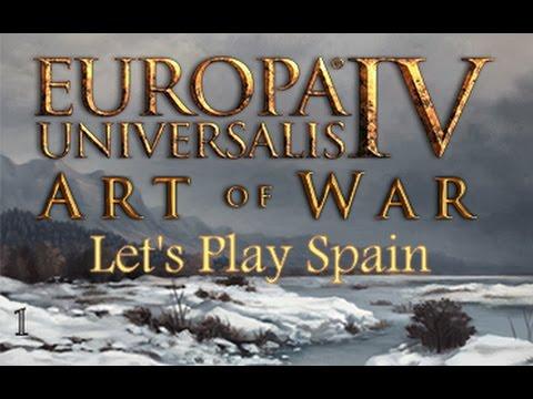 EU4 Art of War Castilian Conquest 1