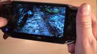 Top oder Flop: PlayStation PS Vita von Sony im Praxis-Test - Caulius probiert es aus Nr. 16