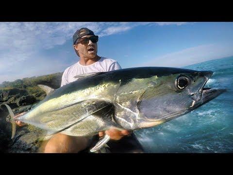 Sand Island Tuna Fishing 4X4 Day Trip