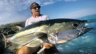 Sand Island Tuna Fishing 4X4 Day Trip