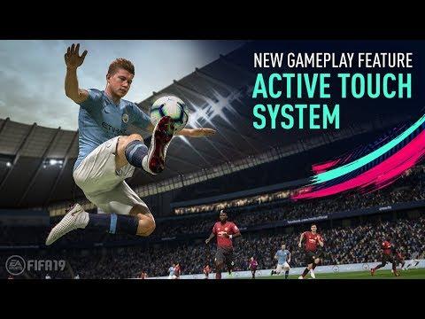 FIFA 19 | Yeni Oyun Mekaniği Özellikleri | Aktif Temas Sistemi