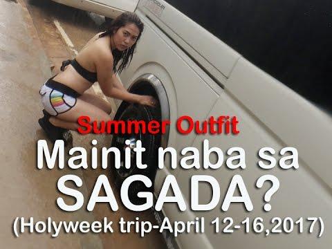 Sagada Tours Package - Sagada Summer Outfit (Holy week April 12-16, 2017 Day 1)