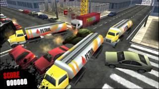 Traffic Panic 3D - трейлер игры для Android