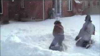 Repeat youtube video The Snowball Fight