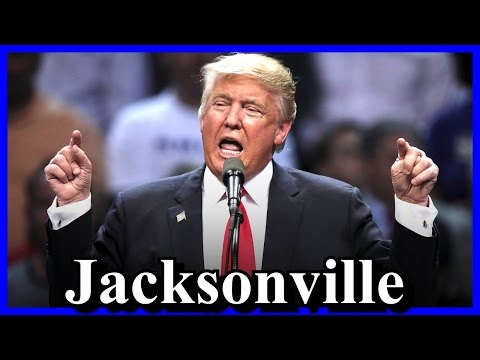 LIVE Stream: Donald Trump Speech Rally in Jacksonville, Florida [ FULL EVENT HD ]