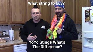 Yoyo String buyers guide.  What yo-yo string to buy?