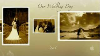 Wedding Package - Menu: Romantic
