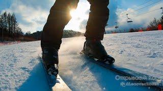 Горнолыжный курорт в Корее - Alpensia Ski Resort