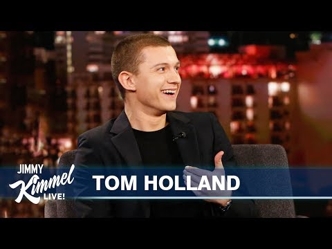 How Tom Holland Drunkenly Saved Spider-Man