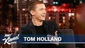 How Tom Holland Drunkenly Saved Spider-Man