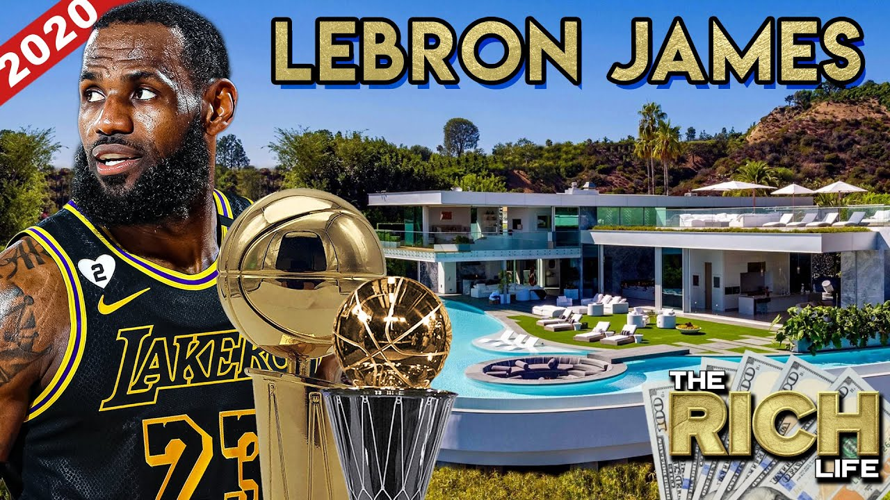 Lebron James The Rich Life Insane Investments 2 Million Car Collection Houses And More Youtube