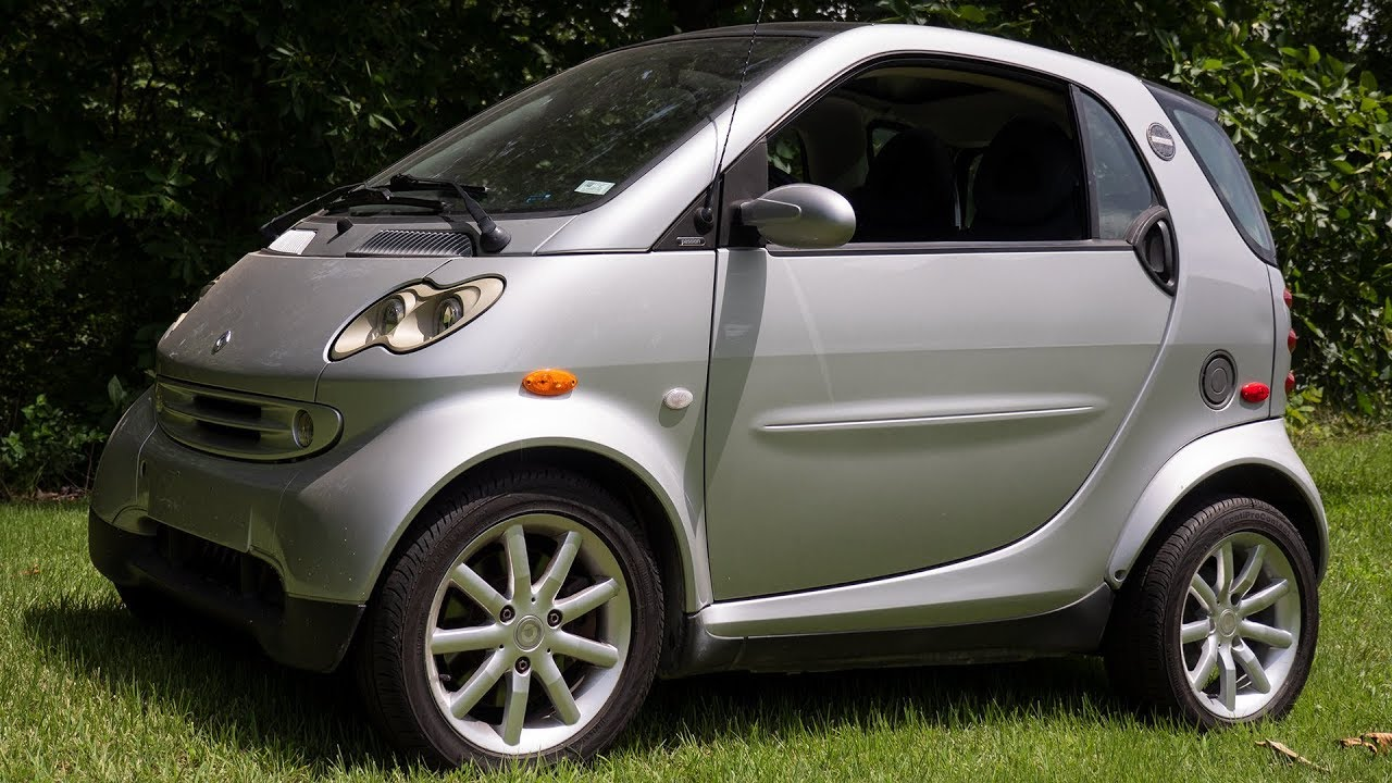 Usa Legal 2005 Smart Fortwo Passion Mk1 Review Youtube