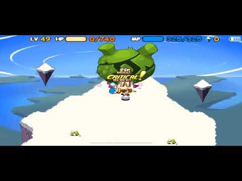 TWOM IMO Turtle Z ~ Aomie first level 50 Warrior | Siege ...