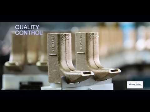 Johnson Suisse - Tapware Manufacturing Process