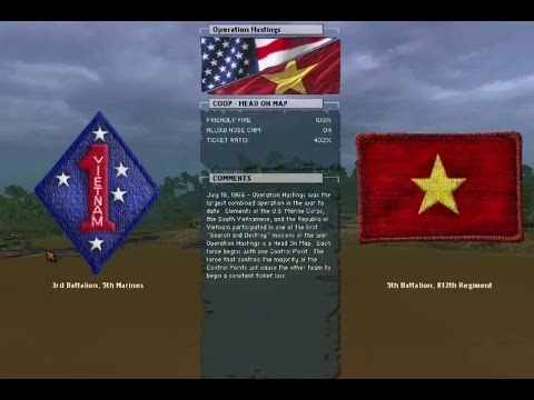 Battlefield: Vietnam - Operation Hastings (SP)