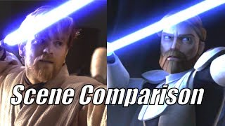 The Clone Wars: References and Similarities to the Star Wars Films