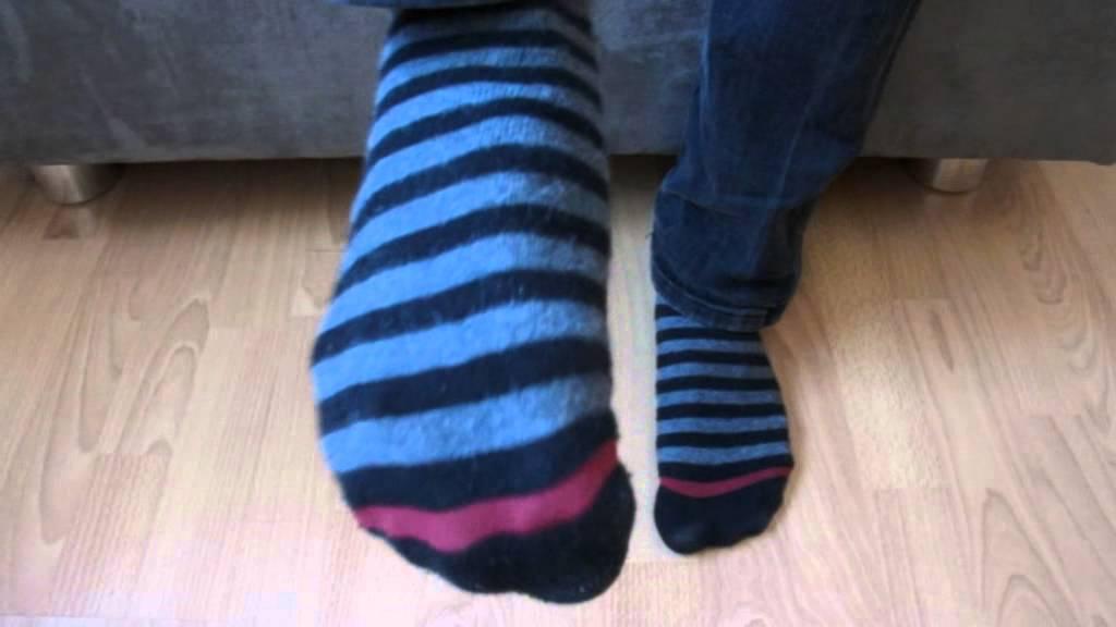 Striped Shoes Men