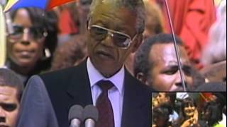 Nelson Mandela - Speech - 6/30/1990 - Oakland Coliseum Stadium (Official)