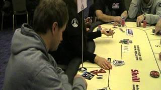 EPT Loutraki: Παρτίδα πόκερ από Day 1a στο καζίνο Λουτρακίου(Μια ενδιαφέρουσα παρτίδα από το lvl 3 της day 1a του PokerStars.net European Poker Tour ανάμεσα στους Αντώνη Παπαδόπουλο και..., 2011-11-15T13:32:35.000Z)