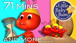 Ants Go Marching | And More Nursery Rhymes | From LittleBabyBum