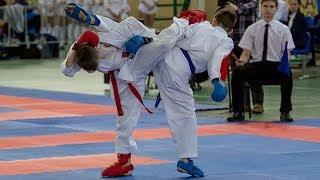 Всероссийские соревнования по каратэ «Омский Кубок Триумфа»