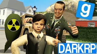 L'ENFANT TROUVE LA NUKE ! - Garry's Mod DarkRP
