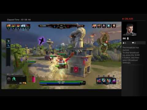 Smite Gameplay - Noob Tube - Roman God Quest