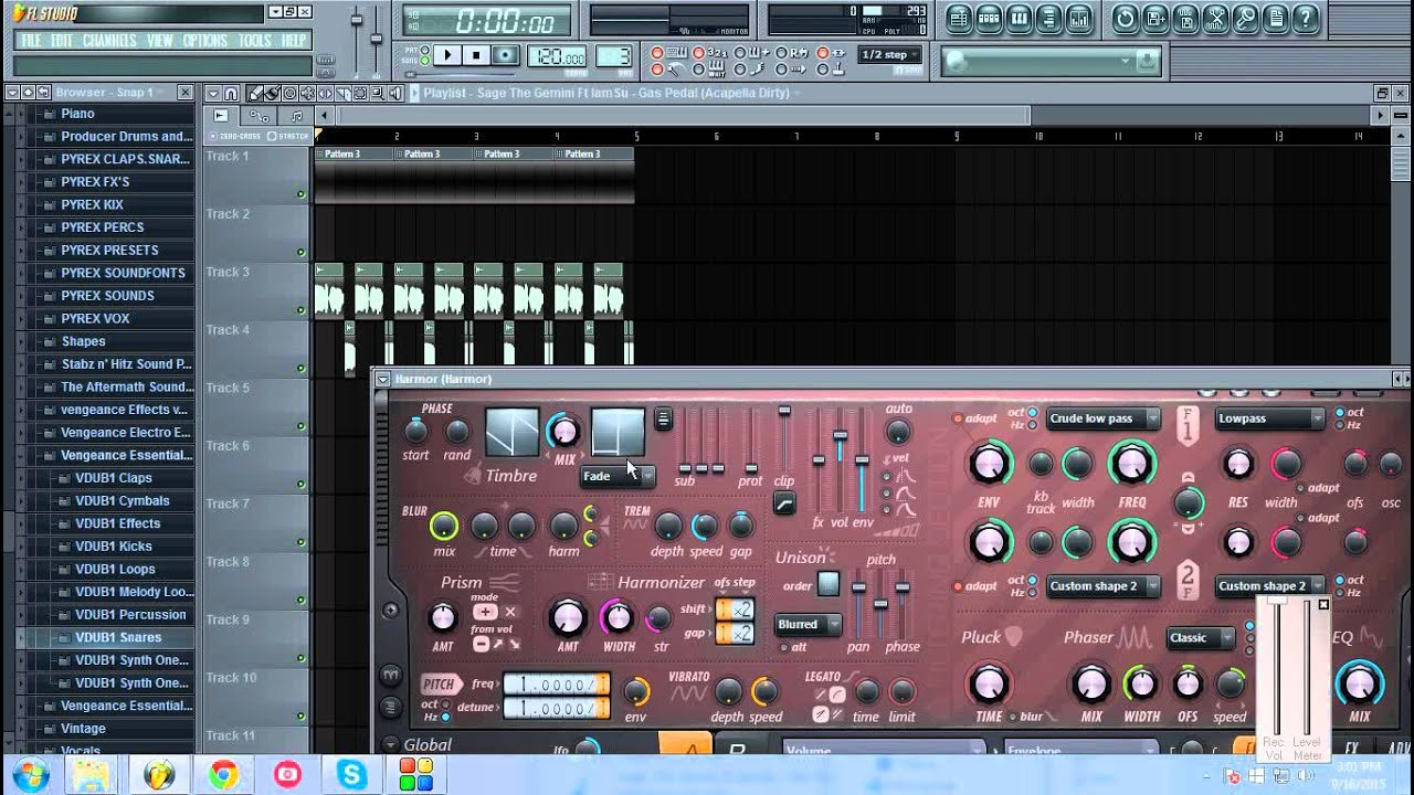 FL Studio]How to: Increase Pitch of Audio Sample Without Changing ...