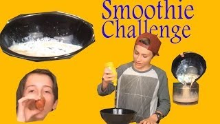 Smoothie Challenge Thumbnail