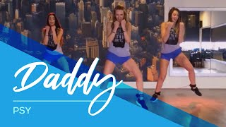 HipNThigh Workout - Daddy - PSY - Fitness Choreo - Legs - But - Bootie - Hips - Thighs