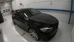 BMW 550: Esittely