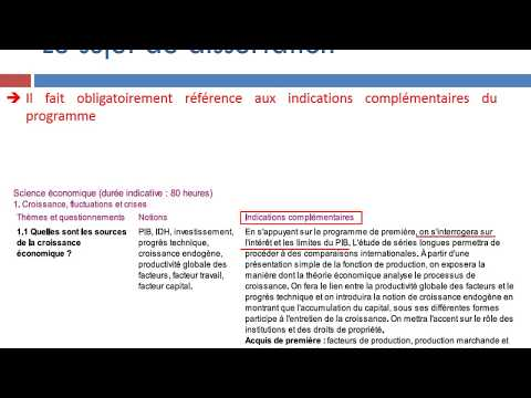 Dissertation methode