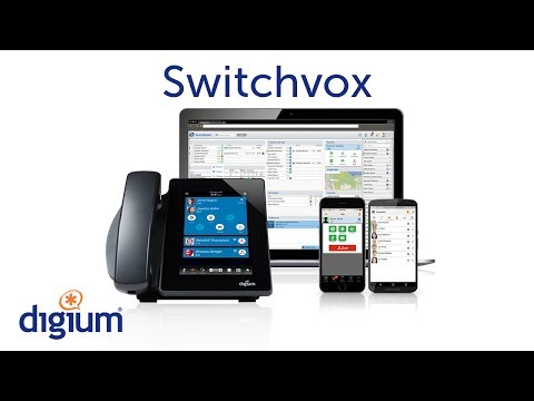 Switchvox Overview | Business Phone Systems