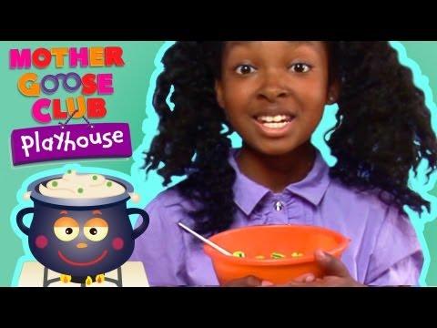 Pease Porridge Hot   Mother Goose Club Playhouse Kids Video