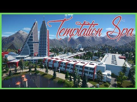 The Temptation Spa & Resort! Park Spotlight 92 #PlanetCoaster